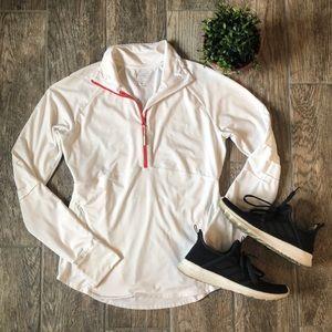Athleta 1/4 Zip Running Pullover